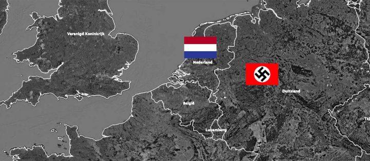 Duitse Invasie 1940