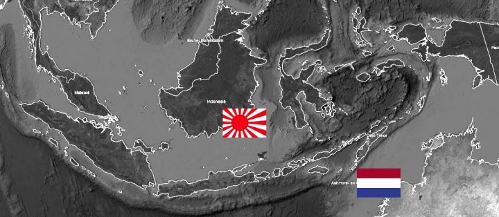 Japanse Bezetting 1942