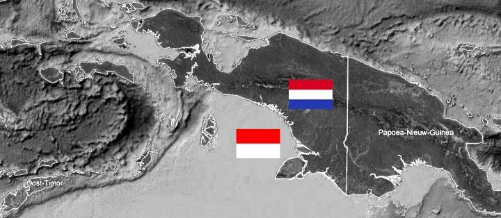 Infiltratie Nederlands Nieuw-Guinea 1953