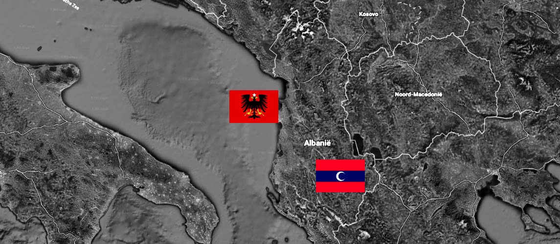 International Commission of Control (ICC) Albania 1914